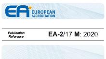 Četvrto izdanje EA-2/17 za prijavljena tijela